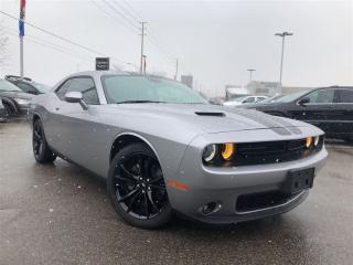 Used 2017 Dodge Challenger SXT**BLACK TOP PACKAGE**NAPPA LEATHER** for sale in Mississauga, ON