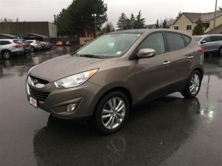 Used 2010 Hyundai Tucson Limited for sale in Surrey, BC