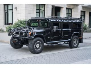 Used 2006 Hummer H1 - for sale in Vancouver, BC