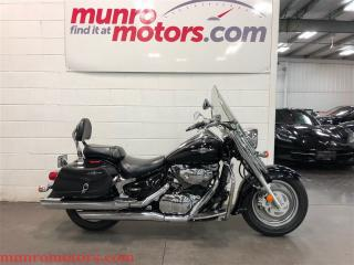 Used 2008 Suzuki Boulevard C90T Bags Windshield 1500cc for sale in St George Brant, ON