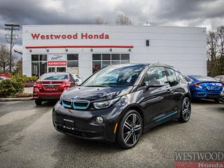 Used 2014 BMW i3 - for sale in Port Moody, BC