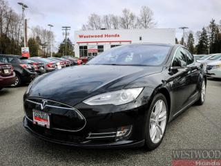 Used 2015 Tesla Model S 85 Auto Pilot for sale in Port Moody, BC