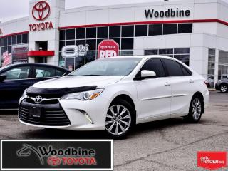 Used 2016 Toyota Camry XLE! NAVI! REMOTE START! for sale in Etobicoke, ON