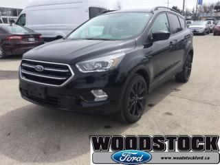 Used 2017 Ford Escape SE - Bluetooth -  Heated Seats for sale in Woodstock, ON