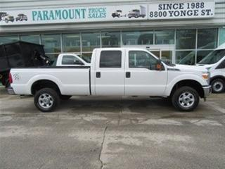 Used 2015 Ford F-350 Crew Cab 4x4 diesel long box for sale in Richmond Hill, ON