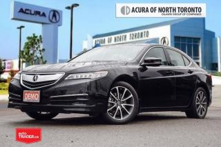 Used 2017 Acura TLX 3.5L SH-AWD w/Tech Pkg Demo Sale| Navigation| Remo for sale in Thornhill, ON