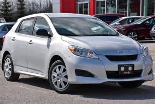 Used 2013 Toyota Matrix BASE for sale in Ajax, ON