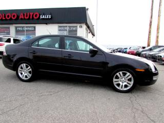 Used 2007 Ford Fusion SEL AUTOMATIC CERTIFIED 2YR WARRANTY for sale in Milton, ON