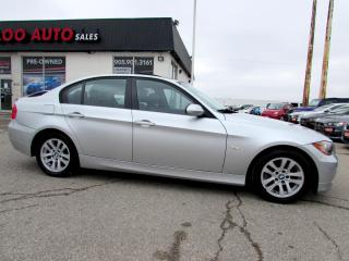 Used 2006 BMW 3 Series 325i LEATHER SUNROOF PUSH TO START BLUETOOTH for sale in Milton, ON