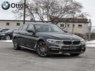 Used 2017 BMW 530i xDrive Sedan for sale in Ottawa, ON