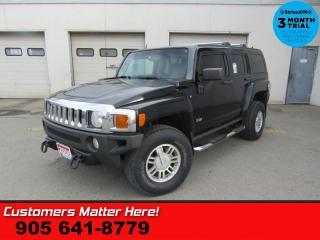 Used 2006 Hummer H3 Base  4X4 POWER GROUP for sale in St Catharines, ON