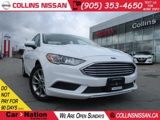 Used 2017 Ford Fusion SE | ALLOYS | SUNROOF | | WARRANTY | for sale in St Catharines, ON