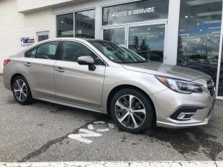New 2018 Subaru Legacy 3.6R LIMITED EYESIGHT for sale in Vernon, BC