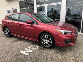 New 2018 Subaru Impreza 2.0i w/Sport Pkg for sale in Vernon, BC