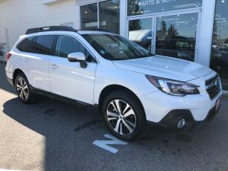 New 2018 Subaru Outback Limited & Tech for sale in Vernon, BC
