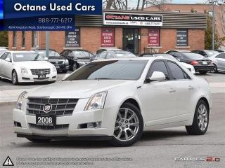 Used 2008 Cadillac CTS 3.6L V6 for sale in Scarborough, ON