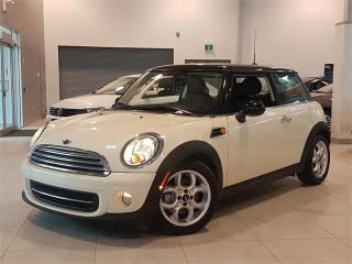 Used 2013 MINI Cooper Hardtop Cooper **PANO ROOF-LEATHER-SUMMER/WINTER WHEELS** for sale in York, ON