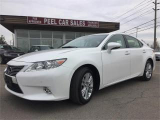 Used 2015 Lexus ES 350 for sale in Mississauga, ON