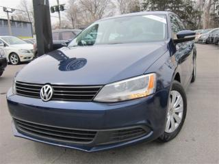 Used 2014 Volkswagen Jetta 2.0L Trendline+ONE OWNER~74KMS~A/C~MANUAL !!! for sale in Burlington, ON