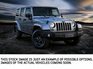 New 2018 Jeep Wrangler Unlimited NEW CAR Sahara 4x4|SafetyTec,Nav&Sound,ColdWthr,LightingPkgs| for sale in Thornhill, ON