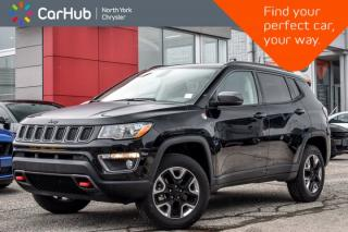 Used 2017 Jeep Compass Trailhawk AWD|Leather Int.,Cold Wthr.,Pop.Equip.Pkgs|17