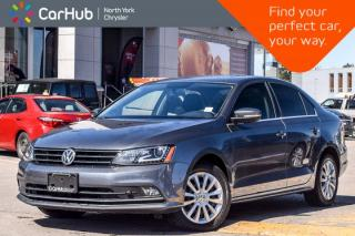 Used 2015 Volkswagen Jetta Sedan Highline TDI|Diesel|Manual|Sunroof|Heat Frnt.Seats for sale in Thornhill, ON