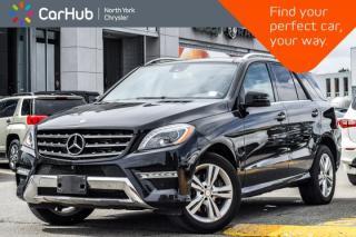 Used 2015 Mercedes-Benz ML-Class ML 350 BlueTEC 4Matic|Pano_Sunroof|H/K Audio|19