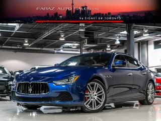 Used 2015 Maserati Ghibli ***SOLD***S Q4|NAVI|BACK-UP|CARBON FIBER|LOADED for sale in North York, ON