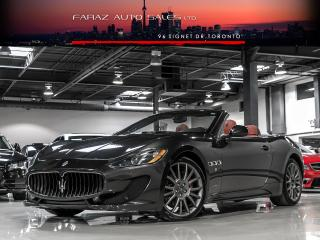 Used 2015 Maserati GranTurismo SPORT|4.7L|NAVI|RED LEATHER for sale in North York, ON
