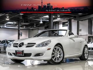 Used 2007 Mercedes-Benz SLK350 CONVERTIBLE|HEATED STEERING for sale in North York, ON