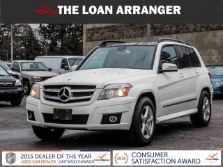 Used 2010 Mercedes-Benz GLK350 for sale in Barrie, ON