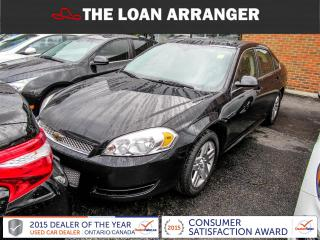 Used 2012 Chevrolet Impala for sale in Barrie, ON