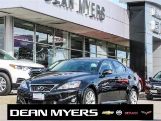 Used 2011 Lexus IS 250 for sale in North York, ON