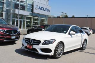 Used 2015 Mercedes-Benz C-Class C400 4Matic Sedan for sale in Langley, BC