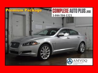 Used 2013 Jaguar XF Supercharged Awd for sale in Saint-jerome, QC