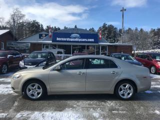 Used 2012 Chevrolet Malibu LS for sale in Flesherton, ON