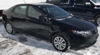Used 2010 Kia Forte LX for sale in Barrie, ON