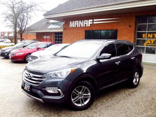 Used 2017 Hyundai Santa Fe BackUp Cam Heated Seats And Wheel Certified for sale in Concord, ON