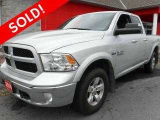 Used 2014 Dodge Ram Outdoorsman for sale in Cornwall, ON