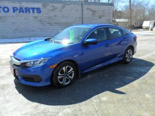 Used 2017 Honda Civic LX for sale in Beaverton, ON