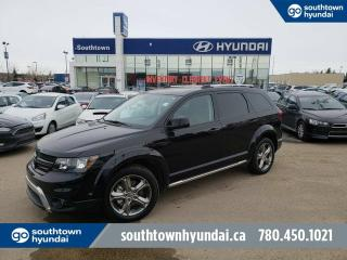 Used 2017 Dodge Journey CROSSROAD/7PASS/LEATHER/AWD/BACKUP CAM for sale in Edmonton, AB