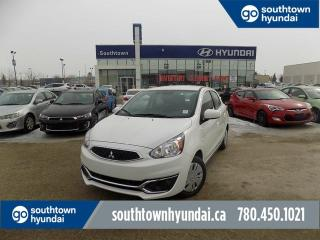 Used 2017 Mitsubishi Mirage ES/BLUETOOTH/AC/POWER OPTIONS for sale in Edmonton, AB