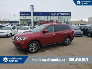 Used 2017 Nissan Pathfinder SV/AWD/BACKUP CAM/HEATED SEATS/BLUETOOTH for sale in Edmonton, AB
