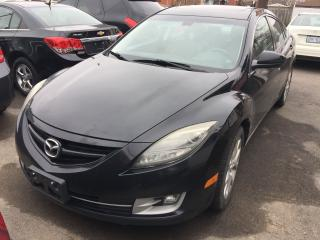 Used 2010 Mazda MAZDA6 GT for sale in Hamilton, ON