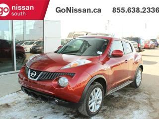 Used 2014 Nissan Juke SL 4dr All-wheel Drive, LEATHER, NAVIGATION, SUNROOF for sale in Edmonton, AB