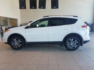 Used 2017 Toyota RAV4 LE for sale in Red Deer, AB