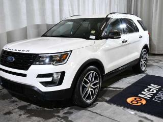 Used 2016 Ford Explorer SPOR for sale in Red Deer, AB