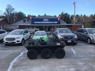 Used 2018 Argo Frontier SE 6X6 for sale in Flesherton, ON
