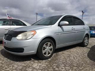 Used 2006 Hyundai Accent GL for sale in Pickering, ON