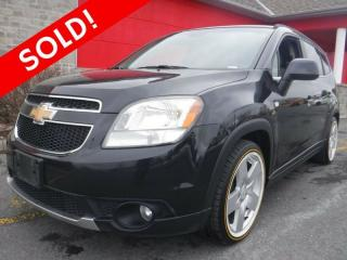 Used 2012 Chevrolet Orlando LTZ for sale in Cornwall, ON